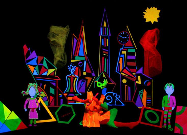 Pifferaio magico Teatro dei Colori