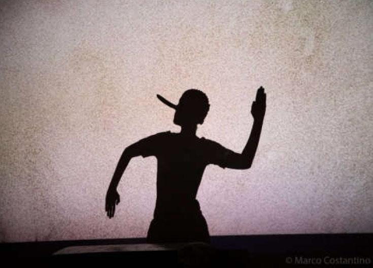 Pinocchio testadura Teatro dei Colori